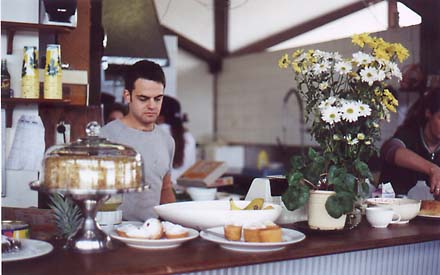 Last day at Blackwattle Cafe