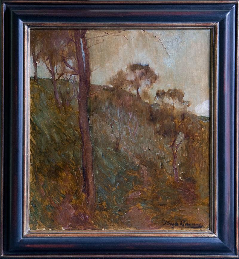 A Hugh Ramsay landscape