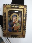 Icon in restored frame