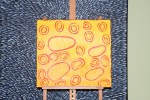 Paintings by Kutungka Napanangka and Gloria Petyarre